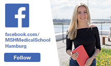 MSH Medical School Hamburg Facebook Button