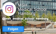 MSH Medical School Hamburg auf Instagram