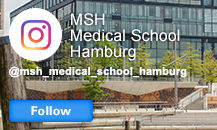 MSH Medical School Hamburg Button